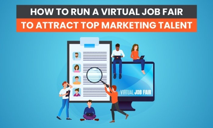 How to Run a Virtual Job Fair to Attract Top Marketing Talent